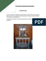 Informe Tecnico Turbomaquinas I[1]