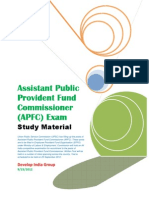 EPFO Study Material