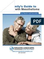 A Family's Guide to Dealing With Mesothelioma