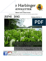 The Harbinger - June 2012