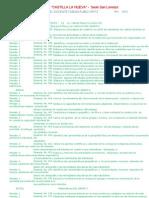 Listado de Competencias Fabian Rubio
