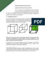 Descartes 4 y la Gestalt - clase 4