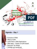 Ajax v4 Day 1 Blog