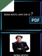 Indra Nooyi Ppt