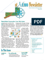 Spring 2006 Newsletter Connecticut Nonpoint Education for Municipal Officials