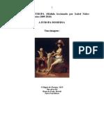 A EUROPA MODERNA versao para WOC[1]HISTÓRIA DA EUROPA (Módulo leccionado por Isabel Nobre Vargues no 1º Semestre 2009-2010)