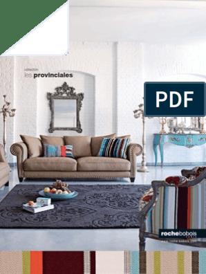 Roche Bobois Catalogue Francaise | Meubles | Tissu d\'ameublement