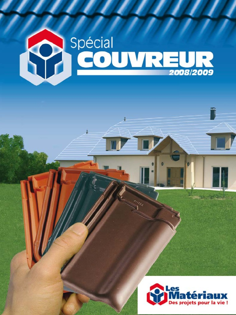 Catalogue couvreur for Tuile migeon