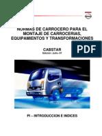 Manual Nissan Especificaciones