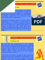 Transparencias Prevencion y Extincion de Incendios