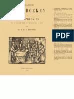 Schotel_G D J _Vaderlandsche Volksboeken en Volkssprookjes Van de Vroegste Tijden Tot Het Einde Der 18e Eeuw_1873