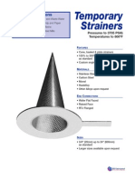 Temp Strainers