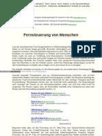 Strahlenfolter - Fernsteuerung Von Menschen - Www_wahrheitssuche_org