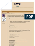 Strahlenfolter - Menschenversuche Mit Nichtletalen Wirkmitteln - Seite 1 - Www-nexusboard-net
