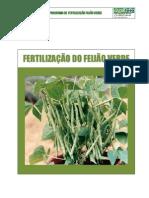 Fertilização do Feijão Verde