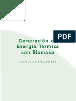 Energia Termica Con Biomasa