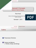 AdvC Handouts
