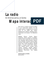 La radio en América Latina y el Caribe