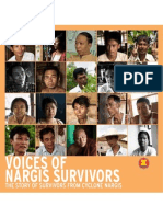voices of nargis survivors