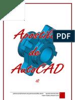 Apostila AutoCAD 2D 2012
