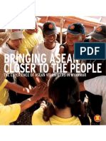 bringing asean closer to the people