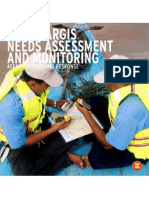 post-nargis needs assessment and monitoring