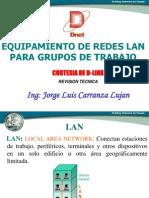Redes Grupos de Trabajo