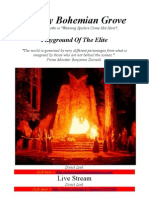 2012 Occupy Bohemian Grove