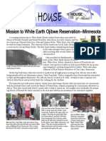 July 2012 House Of Friends News Letter