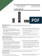 Sp Bs21 Lr Sp c21 Sp Fs51 Lr Owners Manual