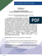 Doctrina No 01-Manejo de La Historia Clinica
