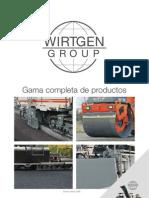 01 Wirtgen Gama Completa Productos
