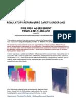 Ver 2.0 Fire Risk Assessment Guidance