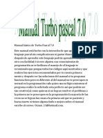 Manual básico de Turbo Pascal 7