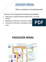 Fisiologia Renal Javier