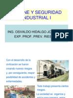 Higiene y Seguridad Industrial i Idma2011