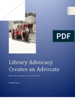 Advocacy Independent Study Final Paper
