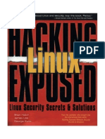 2001 - Hacking Exposed - Linux