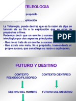 Evolucion y Teleologia1