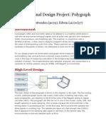 ECE 476 Final Design Project