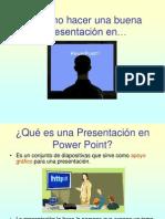 buena presentación