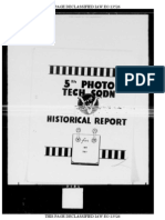 19450501 - Official History - 5th Photographic Technical Squadron - 1 May 1945
