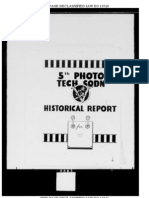 19450801 - Official History - 5th Photographic Technical Squadron - 1 August 1945