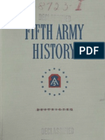 Fifth Army History - Part IX - Race to the Alps