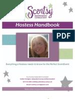 Scentsy Party Hostess Handbook