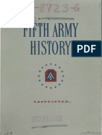 Fifth Army History - Part VII - The Gothic Line