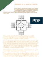 CARACTERÍSTICAS GENERALES DE LA ARQUITECTURA DEL RENACIMIENTO