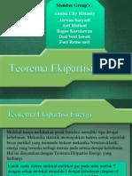 Teorema Ekipartisi Energi