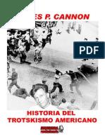 Cannon - Historia Del Trotskismo Americano