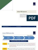 Indian PCB Scenerio (IPCA)